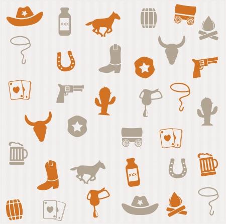 botas vaqueras: Cowboy sin patr�n