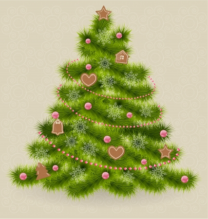 Christmas tree Stock Vector - 16615810