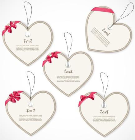Christmas tags Stock Vector - 16660260