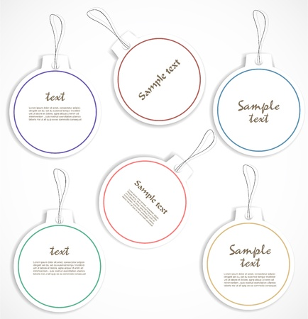 Discount tags Stock Vector - 17068882