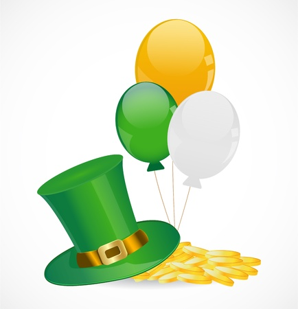 St  Patrick Stock Vector - 17446610