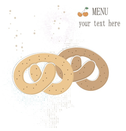 bakery price: Menu card