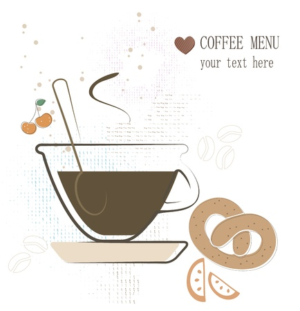 Tea menu Stock Vector - 17694757