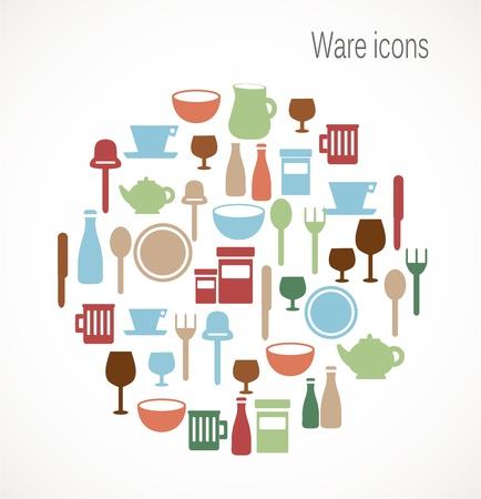 ware: Ware icons
