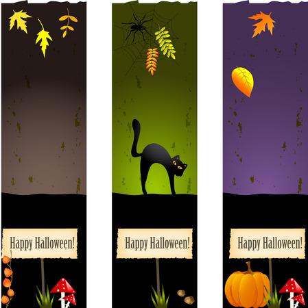 Illustration for Halloween Vector