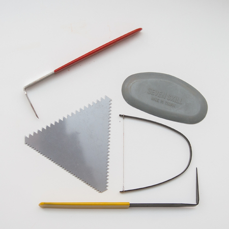tools for clay