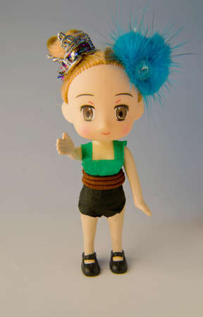 peppy: Peppy doll Stock Photo