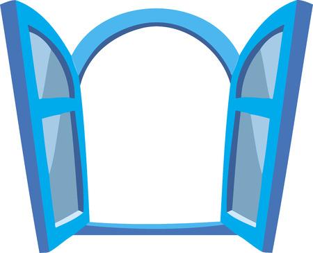 window open: open window
