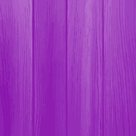 old dirty wooden wall, purple background, vector. Old painted wood wall. Wooden planks texture for your design. Shabby chic background. Illustration
