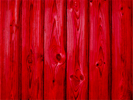 Red wood background - Vector. texture for background.