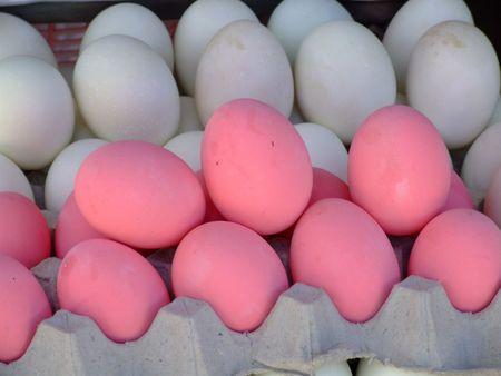 Thai Pink Eggs Stock Photo - 617901