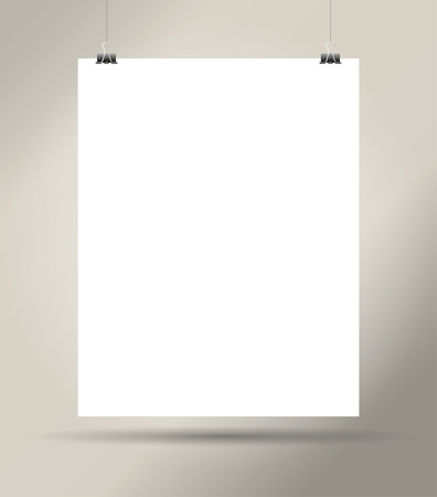 placard template