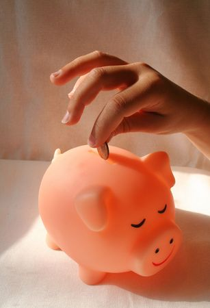 college fund savings: Penny Saved