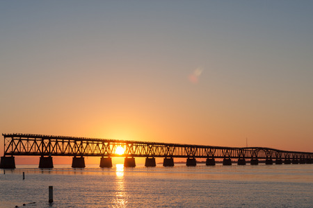 Sunset in Bahia key
