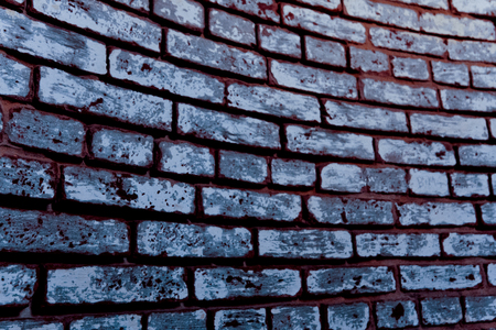 corridors: Brick Wall Inside Lighthouse Tower, North Carolina, USA