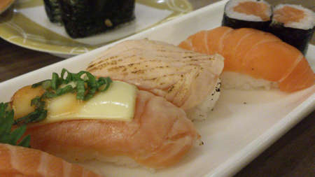 bonanza: Salmon sushi bonanza