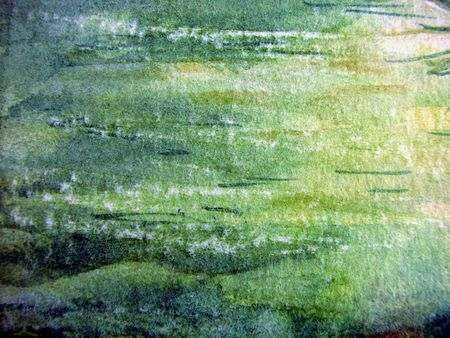 Abstract Watercolor 1