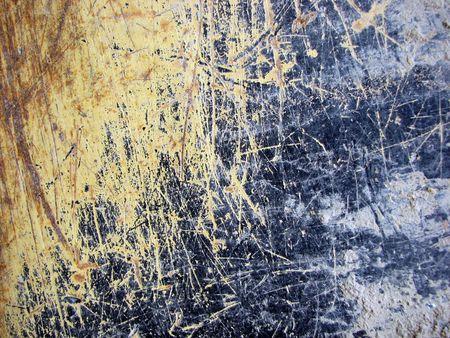 Macro photograph of grunge textures Stock Photo