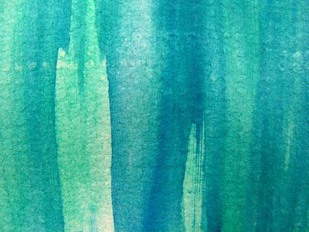 Turquoise Watercolor Textures