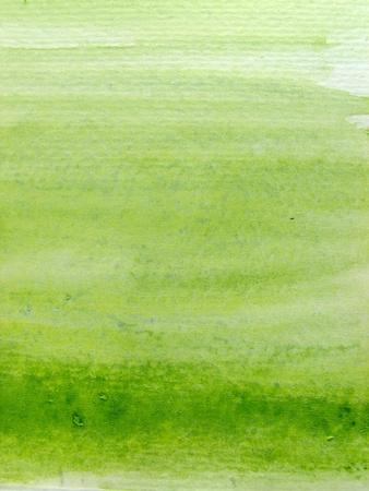 green tone: Green Watercolor