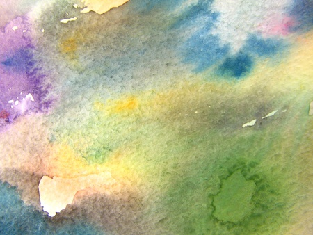 painted image: Watercolor Background