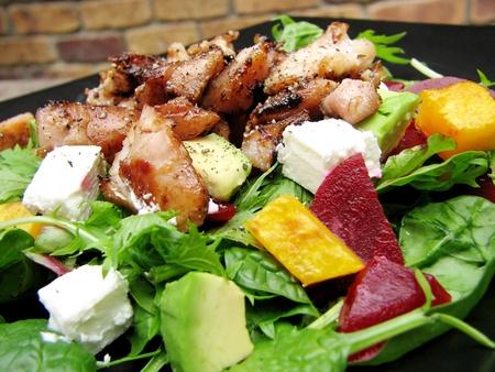 Honey Soy Chicken Salad