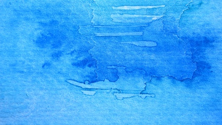 Beautiful Blue Watercolor Background 1 photo