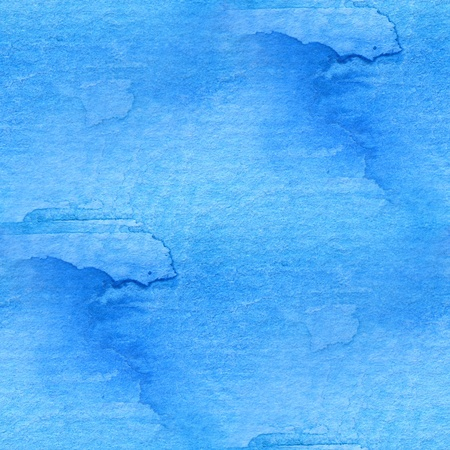 Blue Seamless Watercolor 4 photo