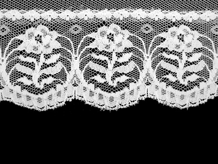 sewn up: Old Fashioned Lace 1