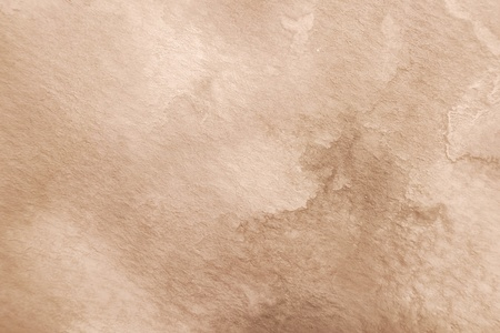 Sepia Watercolor Background 2