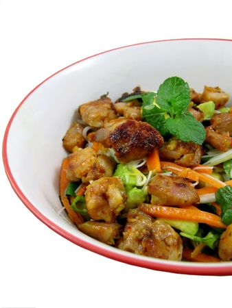Sweet Chilli Chicken with Lime 3 photo