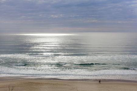 amanecer: Amanecer en el mar 1