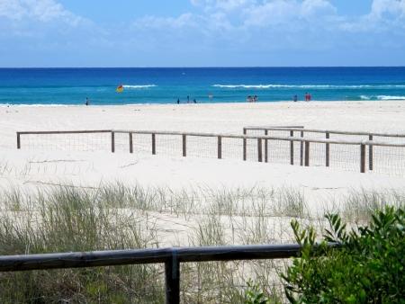 Kirra Beach, Queensland photo