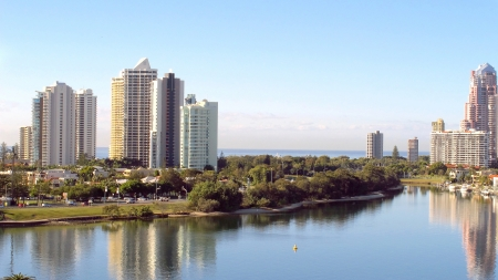 chillout: Gold Coast Apartments on the Nerang River 2