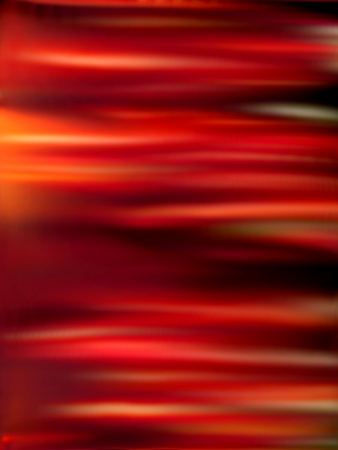 Red and Orange Light Blur photo