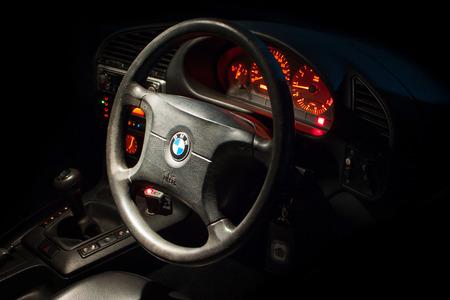 bmw: BMW E36 Interior