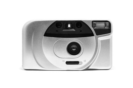 optical instrument: Old pocket camera
