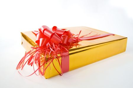 A gift box Stock Photo - 4867786