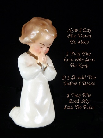 poems: Girl Childs Bedtime Prayer
