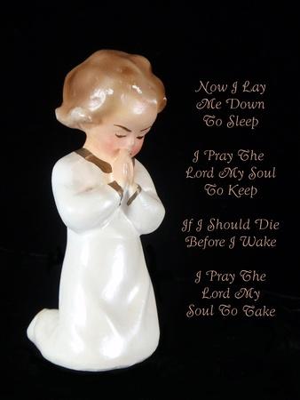 poems: Girl Childs Bedtime Prayer
