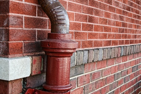 Optical Illusion Brick Wall