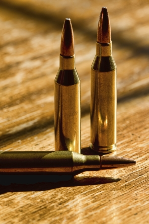 243 Hunting Rifle Cartridges photo