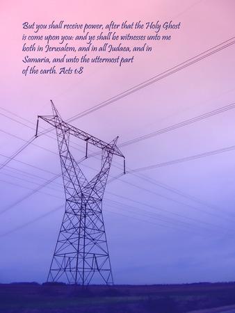 recieve: Recieve Holy Ghost Power Bible Verse