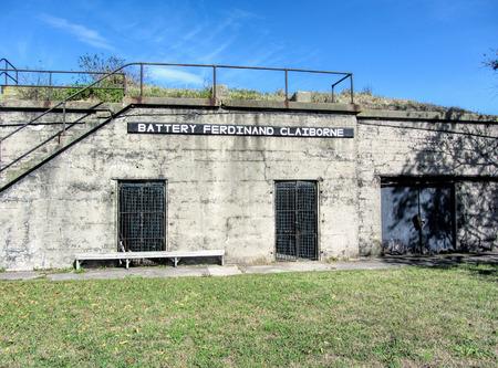 brig: Historical Fort Wool Virginia USA Brig