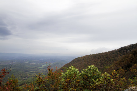 Great Smoky Mountain Park Fall Colors