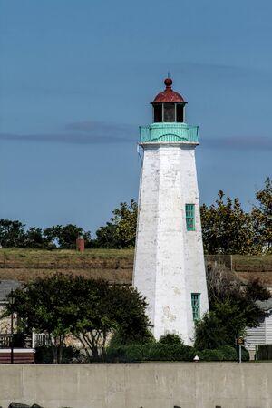 Chesapeake Bay Lighthouse Hampton Virginia
