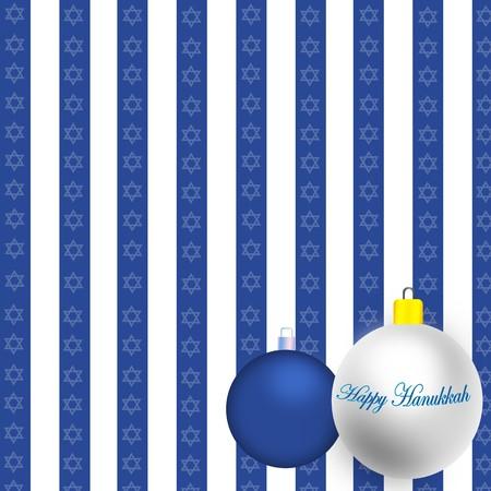 Happy Hanukkah Illustration Stock Illustration - 8087034