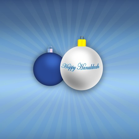 Happy Hanukkah Illustration Stock Illustration - 8087017