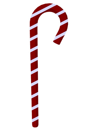 Candy Cane Zdjęcie Seryjne