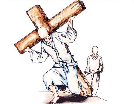 イエス ・ キリストと十字架